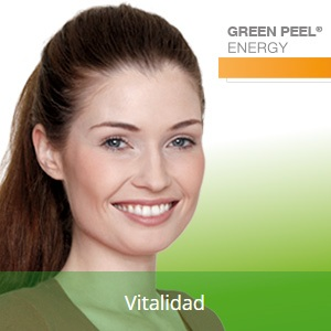 Tratamiento vegetal GREEN PEEL energy